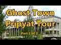My Chernobyl Diaries - Pripyat Tour (Part 1of 2)