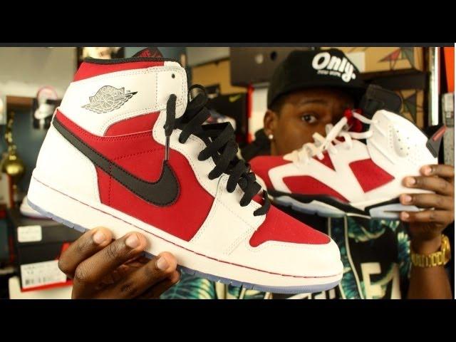 Carmine Air Jordan 1 W/ On-Feet Review