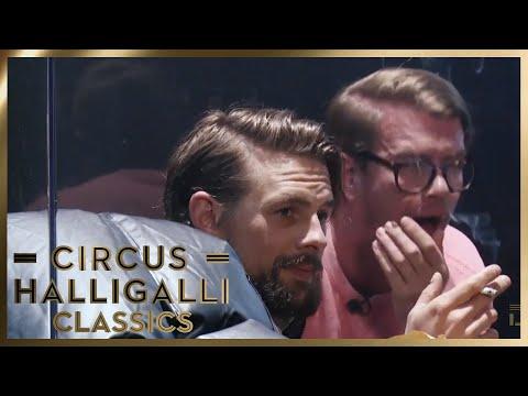 Aushalten: Joko & Klaas in kleiner Kiste eingesperrt! | 1/2 | Circus Halligalli Classics | ProSieben