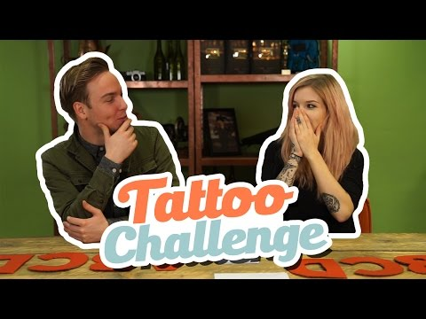 TATTOO CHALLENGE!
