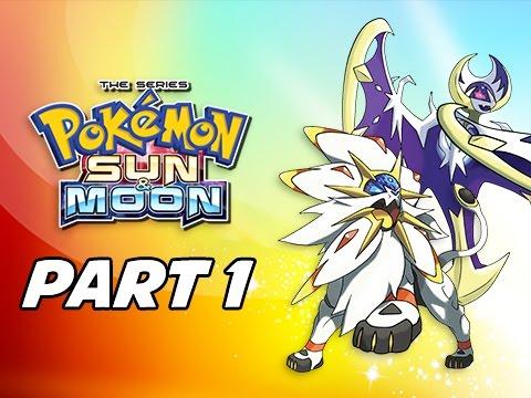 Pokémon Sun & Moon Walkthrough Part 1 - ALOLA!!! (3DS Let's Play Gameplay Commentary)