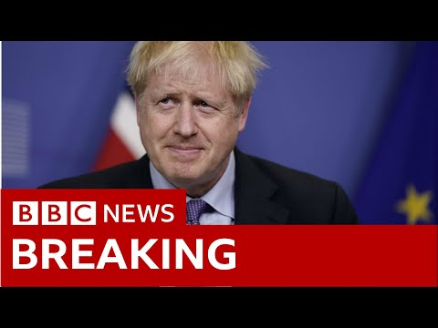 New Brexit deal agreed, says Boris Johnson - BBC News