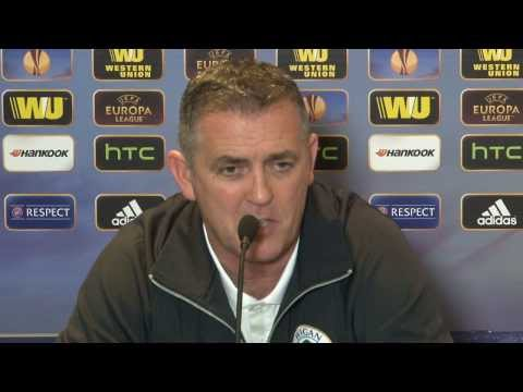 OWEN COYLE & LEON BARNETT PRESS CONFERENCE