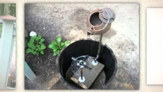 Как сделать фонтан своими руками из старого чайника