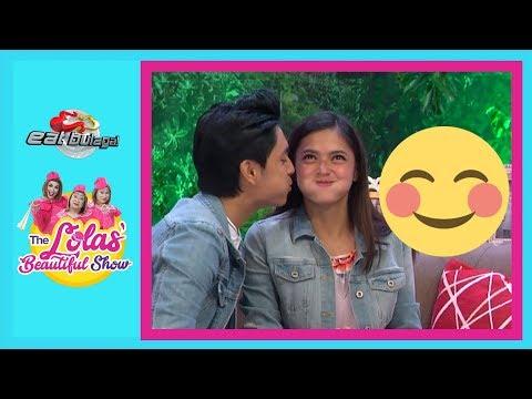 THE LOLAS BEAUTIFUL SHOW - Episode 14 - BiGuel - Bianca Umali and Miguel Tanfelix (UNCUT EPISODE)