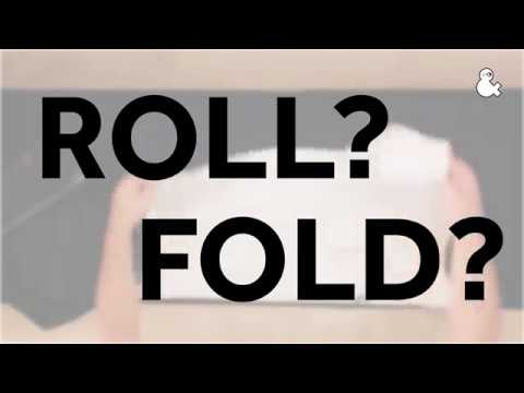 ROLLED OR FOLDED?