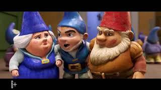 Шерлок Гномс, ТРЕЙЛЕР, 1080р, 2018 мультфильм, Sherlock Gnomes, TRAILER, 1080p 2018 cartoon