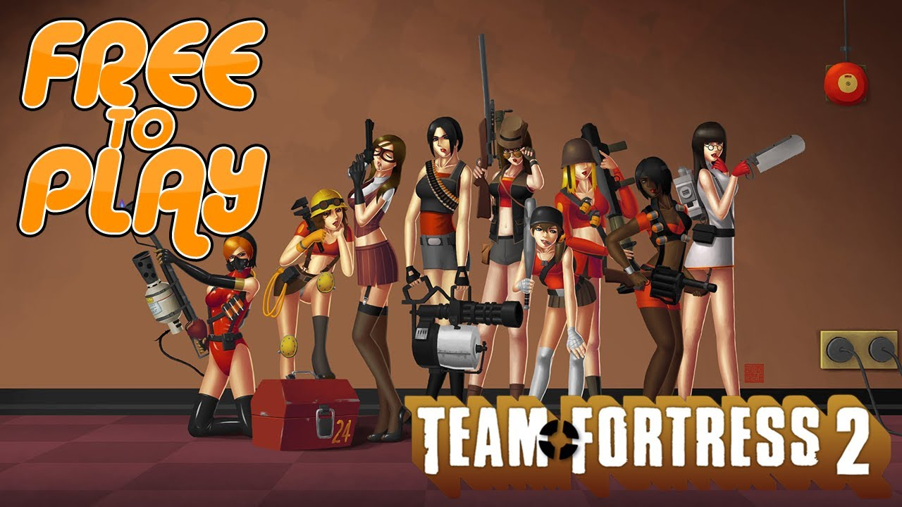 free to play team fortress 2