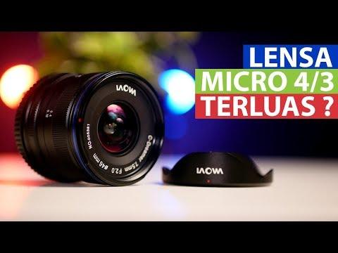 Lensa Paling Wide Buat Kamera MFT | Laowa Venus 7.5mm f/2