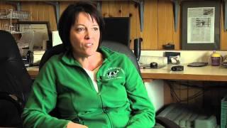 Dairy Farming in Vermont, Marie Audet