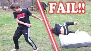 LEARNING FULLS ON GROUND(fail)