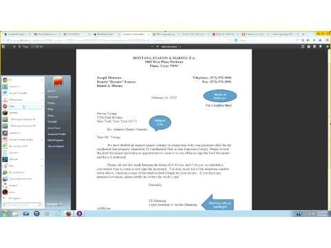 LGLA 2333 Legal Correspondence Module 4 (1)