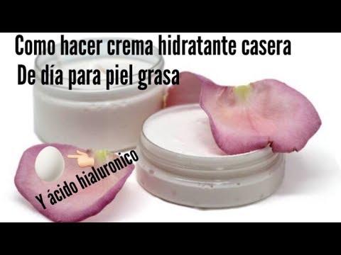 como preparar crema humectante para la piel