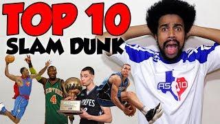 Hoje vamos com um Top 10 das melhores Dunks do NBA Slam Dunk Contest de todos os tempos. Uma competição de enterradas que acontece anualmente no ...