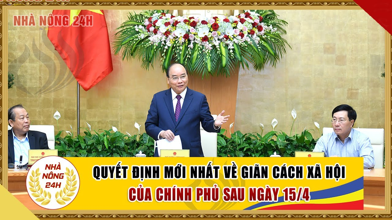 TP.HCM, Hà Nội và một số địa phương cách ly xã hội đến 22/4 | Tin tức cập nhật mới nhất 15/4