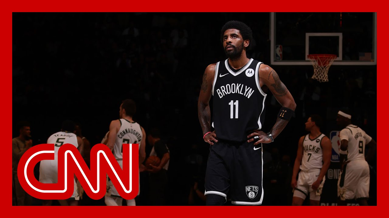 'He will give up his career to prove a point': Former ESPN anchor on Kyrie Irving