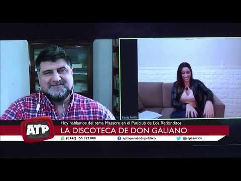 La discoteca de Don Galino - Segundo Capítulo - ATP 07 08 20