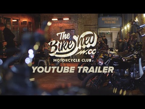 The Bike Shed Motorcycle Club YouTube Trailer