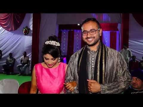 Morden Art Studio Presents Wedding Highlights of Krupa & Nishidh