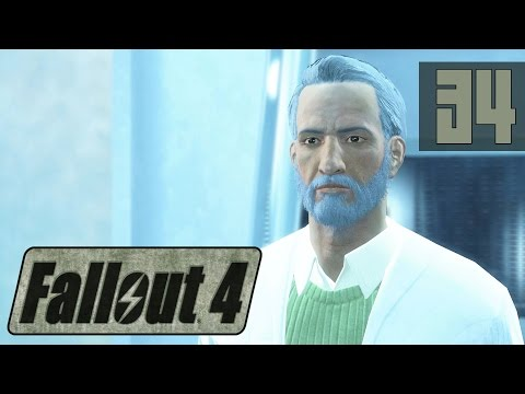 Fallout 4 - Institutionalized [Walkthrough PC]
