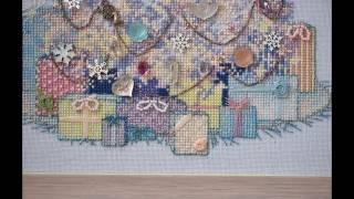 Crystal tree by Sandra Paradise: знакомство с дизайном и некотырые материалы