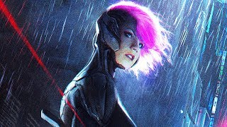 Rainy Night (Darkwave - Retrowave - Synthwave Music Mix)