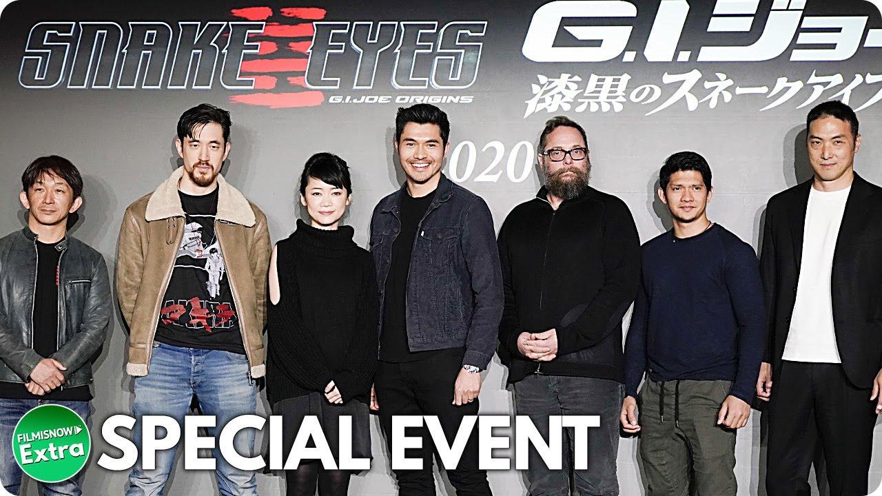 SNAKE EYES: G.I. JOE ORIGINS | Japan Special Event