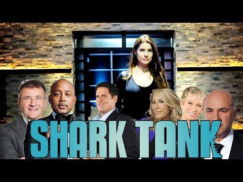 I'M ON SHARKTANK!   Amanda Cerny