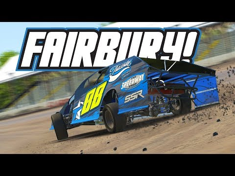 iRacing: Faibury Preview - All Dirt Cars!