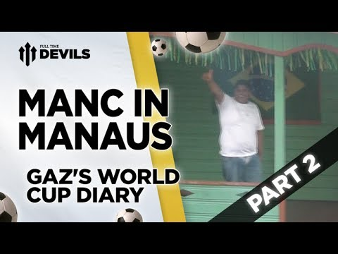 Ready For Suarez?  | Uruguay vs England | Gaz's World Cup Brazil 2014 Diary