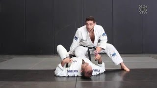 Thabet Al Taher Knee on Belly Attack system Part 1 of 2