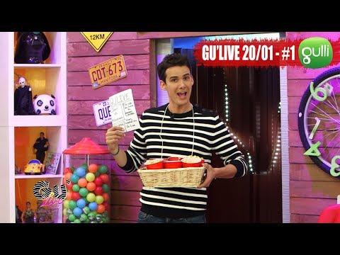 GU'LIVE 20/01 - Vive la journée internationale du Pop Corn ! Les samedis à 13h30 sur Gulli #1