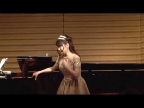 Little Mermaid / Rusalka Japanese Soprano Yoko Maria :O Silver Moon 月に寄せる歌 人魚姫 マリアヨーコ
