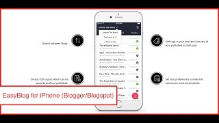 EasyBlog for iPhone
