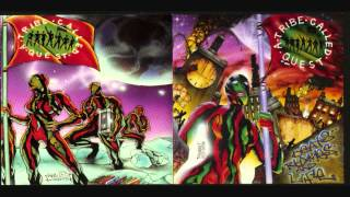 A Tribe Called Quest - Beats, Rhymes, and Life (Full Album)