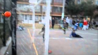 Gol agónico de Esteban Rey