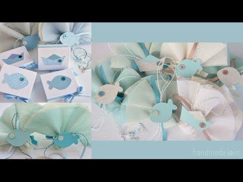 μπομπονιέρες βάπτισης αγοριού handmade love 2014