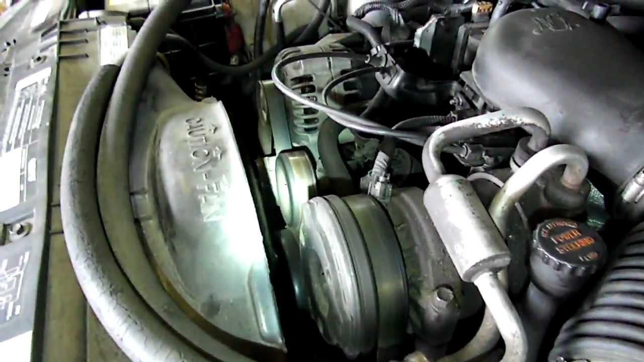12c0271 1996 Chevy Blazer S10 4 3 A T 4x4 261261 Miles