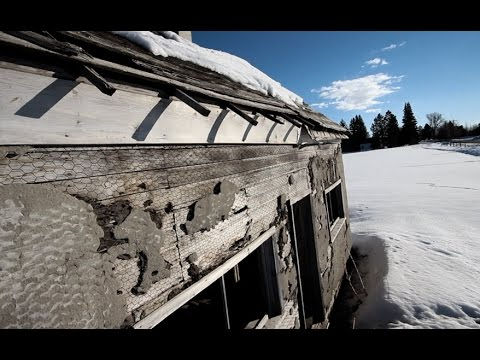 Download Youtube: Why is this abandoned house so disturbing?  Try not to watch till the very end.