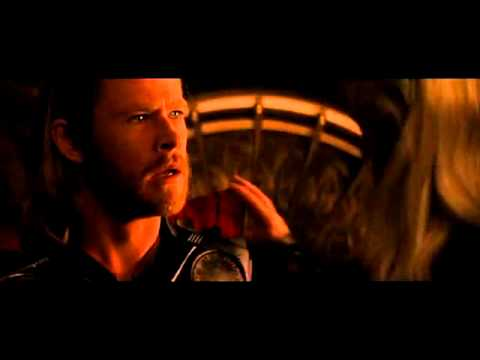 Thor   Banishment Scene