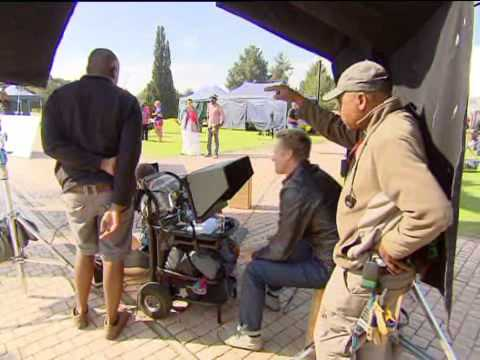 Behind the scenes of Brand South Africa's new ad (FULL INSERT)
