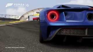 Forza Motorsport 6 — релизный трейлер