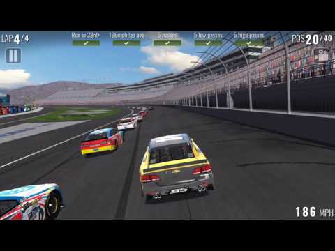 Review Of NASCAR Heat Mobile