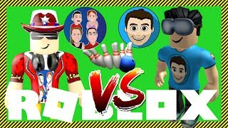 🎳😱RoBowling with DigDugPlays | Roblox Sport Event - Battle for the Strike Crown! (DigDug Hustle!)