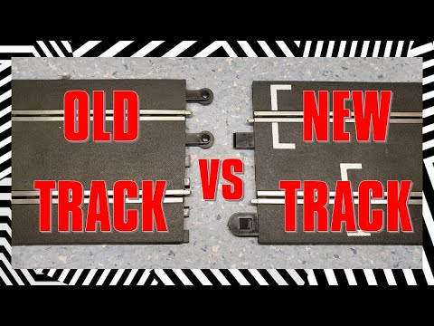 Scalextric Classic and Scalextric Sport track – Is it compatible?