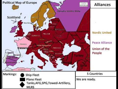 Alternate Future of Europe Pt.8