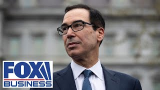 Steve Mnuchin: Trump looking at how parts of US economy can be reopened
