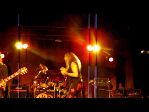 SEBASTIAN BACH -- KICKING AND SCREAMING -- 11/5/2011 -- STARLAND BALLROOM