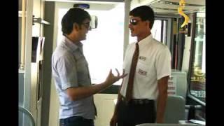 RazyChe Sail Uku Big Bus Dubai Part 1 Clip 4