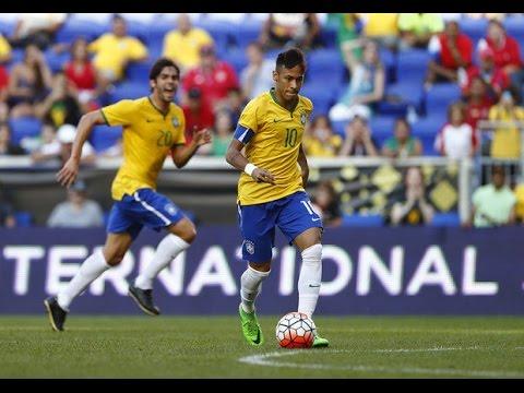 Brazil vs USA  @ Gillette Stadium 9/8/15